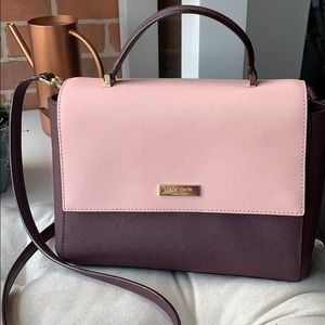 Kate Spade | Wine Paterson Court Brynlee Purse